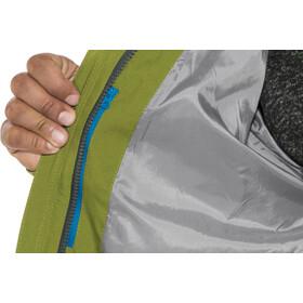 Meru Lund Waterproof 3 in 1 Stretch Jacket Men, reed green